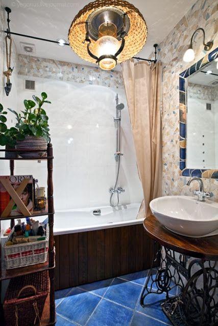 Eclectic Small Bathroom Design Ideas 24 Home Decor