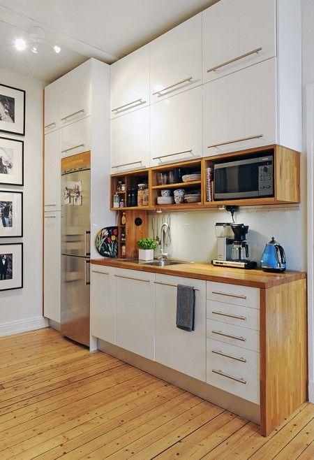 5 Unique Ideas To Design Small Kitchen Spaces 24 Home Decor